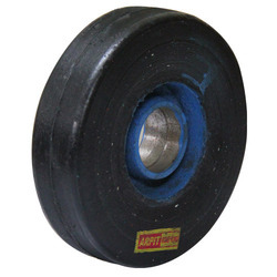 Rubber Bonded Trolley Wheel 8 x 2