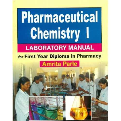 Pharmaceutical Chemistry 1 Laboratory Manual For First Year