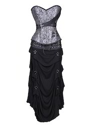 Corset & skirt Dress