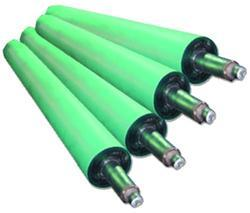 Film Plant Rubber Roller