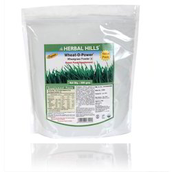 Premium Quality Wheatgrass Powder for Better Living - Value Pack - 500 gms