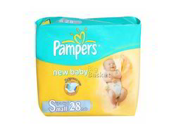 Pamper Active Baby 28S Small