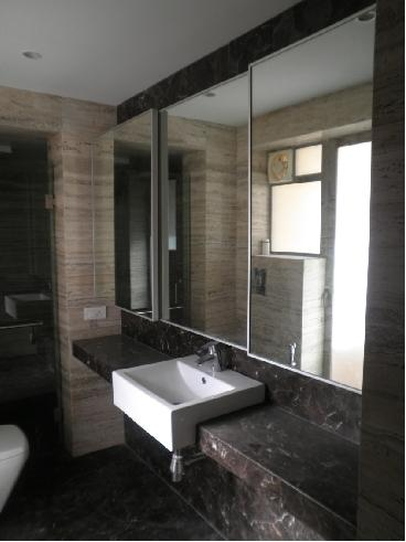 flats bathroom interior designing services