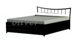 Storage Metal Bed