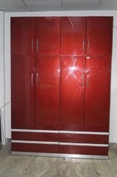 Stainless Steel Wardrobes