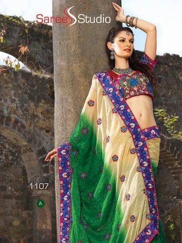 3c2122cf0f 7 A Bridal Saree at Rs 3000 /piece(s) | Bridal Sarees - Narsaria ...