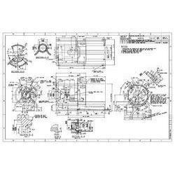 Mechanical Paper To CAD Conversion