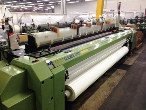Sulzer P7100 Looms Cam Type - View Specifications & Details of