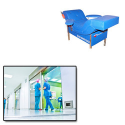 Electrical Blood Donor Couch For Hospital