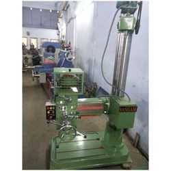 Rigid Radial Drilling Machines