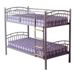 Stainless Steel Furniture Hostel Beds Manufacturer From