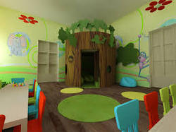 Play School Interior Designing Services In Chennai Nadden Cursar