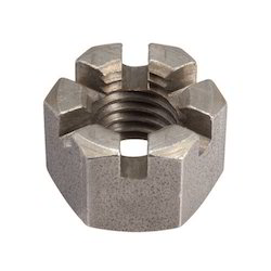 Hexagon Slotted Castle Nuts