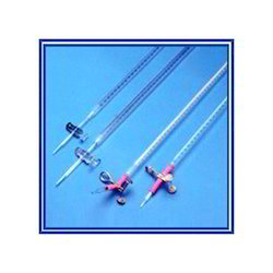 Laboratory Equipments - Scientific Burette Manufacturer from Vadodara