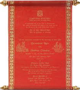 Unique wedding cards party invitation cards service provider from hindu wedding invitation cards stopboris Image collections