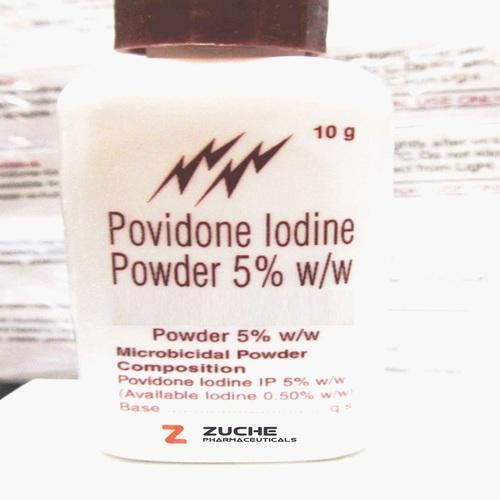 Povidone-Iodine Powder