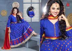 Fancy Cotton Punjabi Dress
