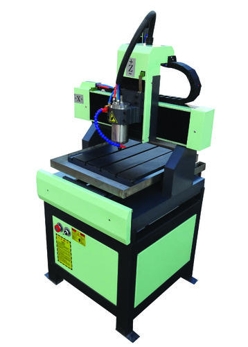 Mini CNC Router for Hard Metal Engraving