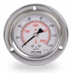 Micro Pressure Gauge -106kg