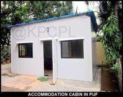 PUF Portable Accommodation Cabin