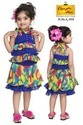 Designer Kids Top and Skirt Set