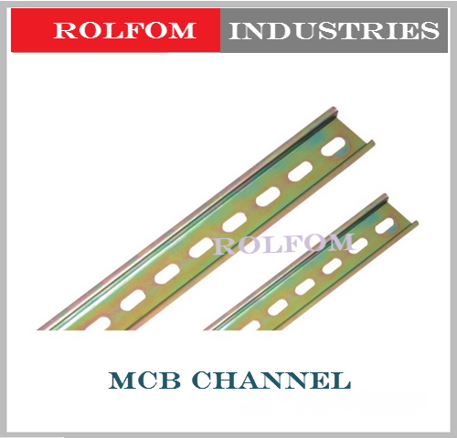 Din rail channel mcb channel manufacturer from new delhi publicscrutiny Image collections