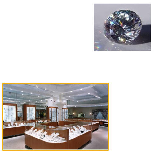 Cubic Zirconia for Jewelry Shop