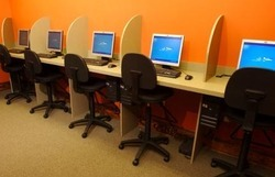 Internet Cafe, Size/Area: <200 to <350 Square Feet