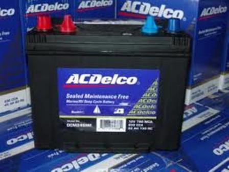 AC Delco Car Battery - View Specifications & Details of ...