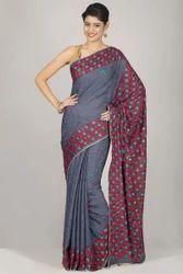 Designer Handwork Saree