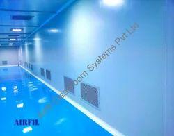 Cleanroom Modular Panel