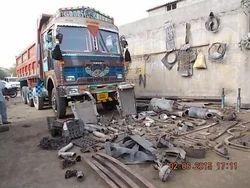 Commercial Vehicle Repairing