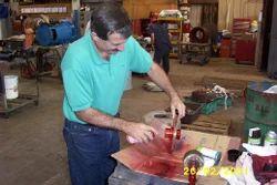 Dye Penetrant Testing Services