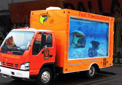 Mobile Billboard Advertising, Mobile Outdoor Advertising in