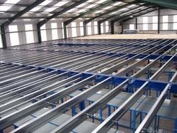 Mezzanine Floors for Office