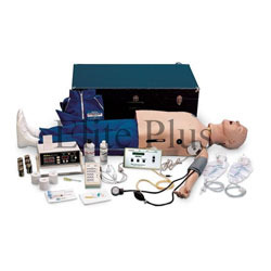 Advanced Life Support Manikin Deluxe Plus Crisis