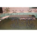 Forged Wrought Iron Furniture