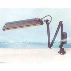 Fully Adjustable CFL Machine Lamp
