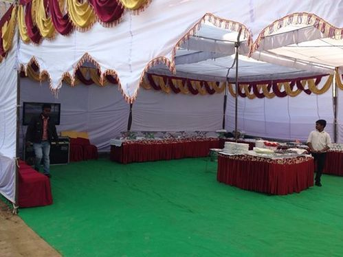 Wedding tent house party catering service provider from jalandhar party catering junglespirit Gallery