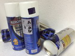 Metallic Industrial Grey Color Aerosol Spray Paints