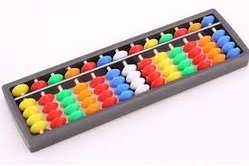 15 Rod Multi Color Abacus