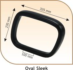 Oval Sleek Chair Handle
