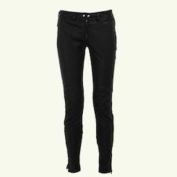 Formal Leather Pants
