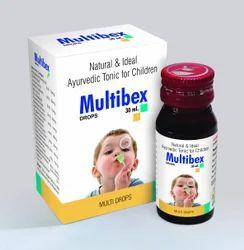 Ayurvedic Multi-Drops - Multibex Drops