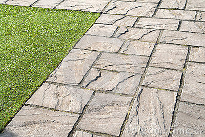 Garden Stone Floor Tile | Blue Diamond Stones & Fullers Earth Co ...