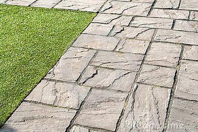Garden Stone Floor Tile