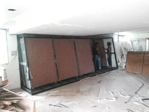 Sliding Tile Display Stand