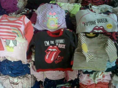 STOCK LOT GARMENTS - Boys Knitted T- Shirt Manufacturer from Tiruppur