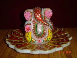 Marble Patti Ganesha
