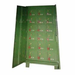 Green Office Steel Locker